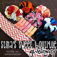 •Stina's Sweet Boutique Giveaway!•