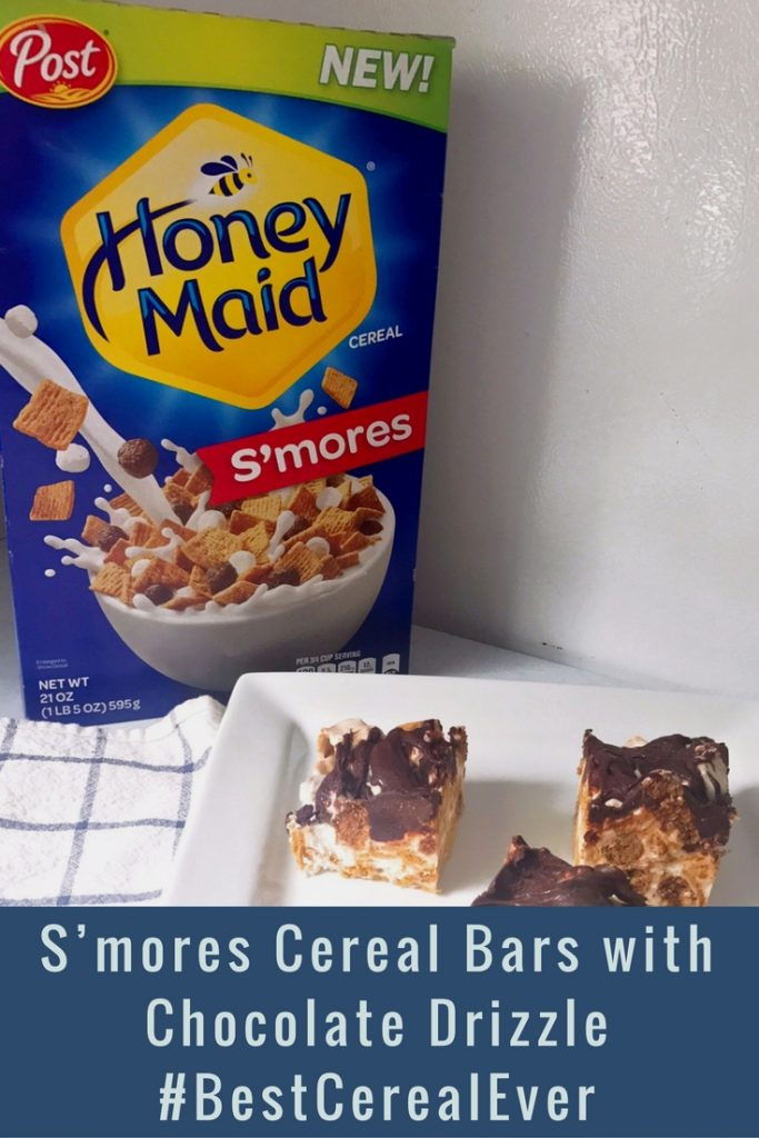 Honey Maid S'Mores