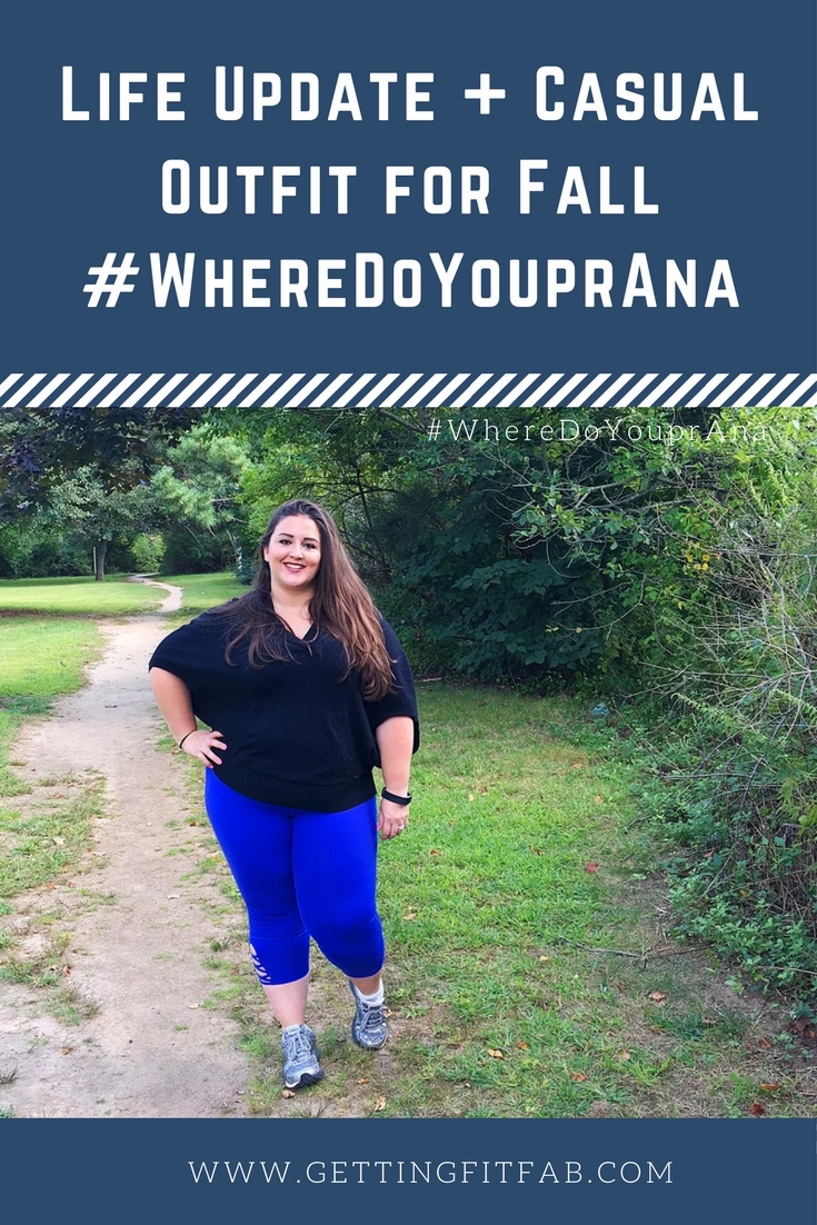 Life Update + Casual Outfit for Fall #WhereDoYouprAna