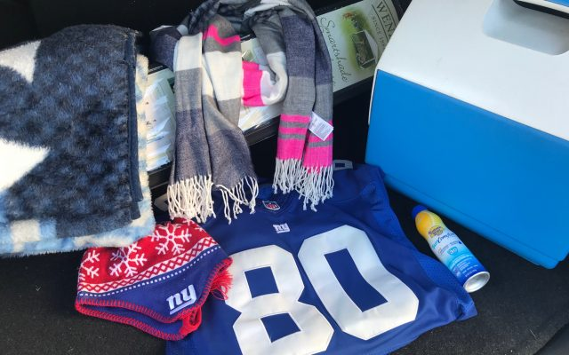 Sports//Top 5 Tailgating Essentials #LookBeyond