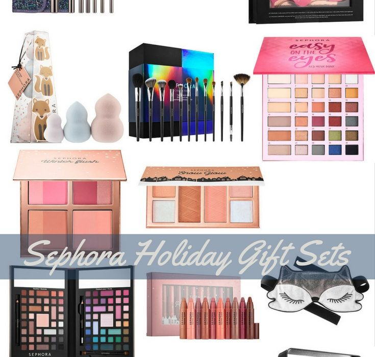 Sephora Loves + Wish List + Holiday Gift Sets #HolidayGiftGuide