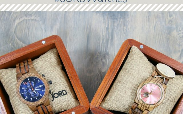 His & Hers Timeless Presents #JORDWatches