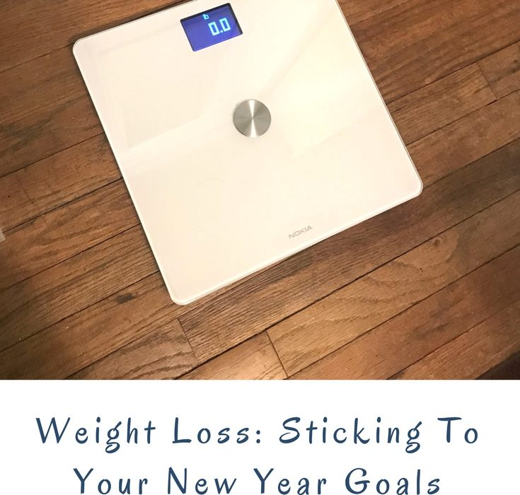 Weight Loss: Sticking To Your New Year Goals #NewYearNewYou #KnowYourself