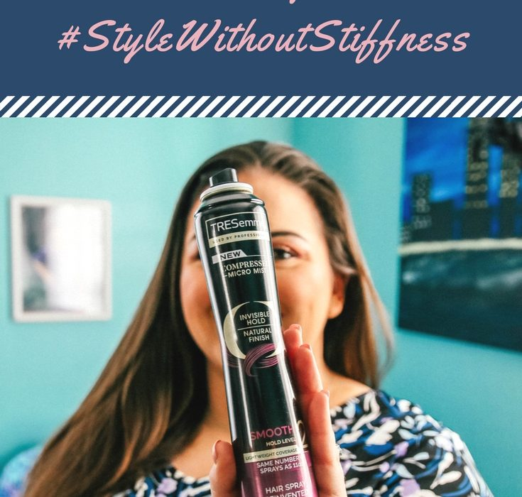 Two Everyday Long Thick Hair Styles! #StyleWithoutStiffness