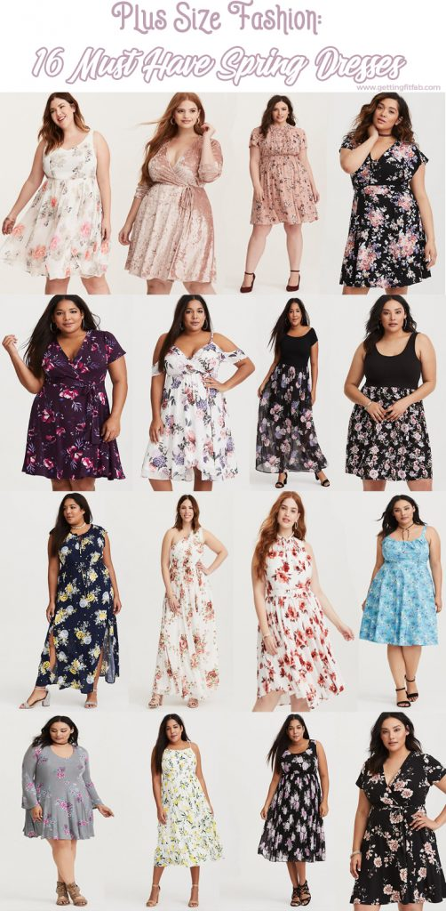 Plus Size Fashion: 16 Must Have Spring Dresses! I recently went to #Torrid and had fun trying on some of their dresses and made a list of my favorites! I love finding dresses that have multi purposes. Check out my blog post! #TorridInsider #PlusSizeFashion