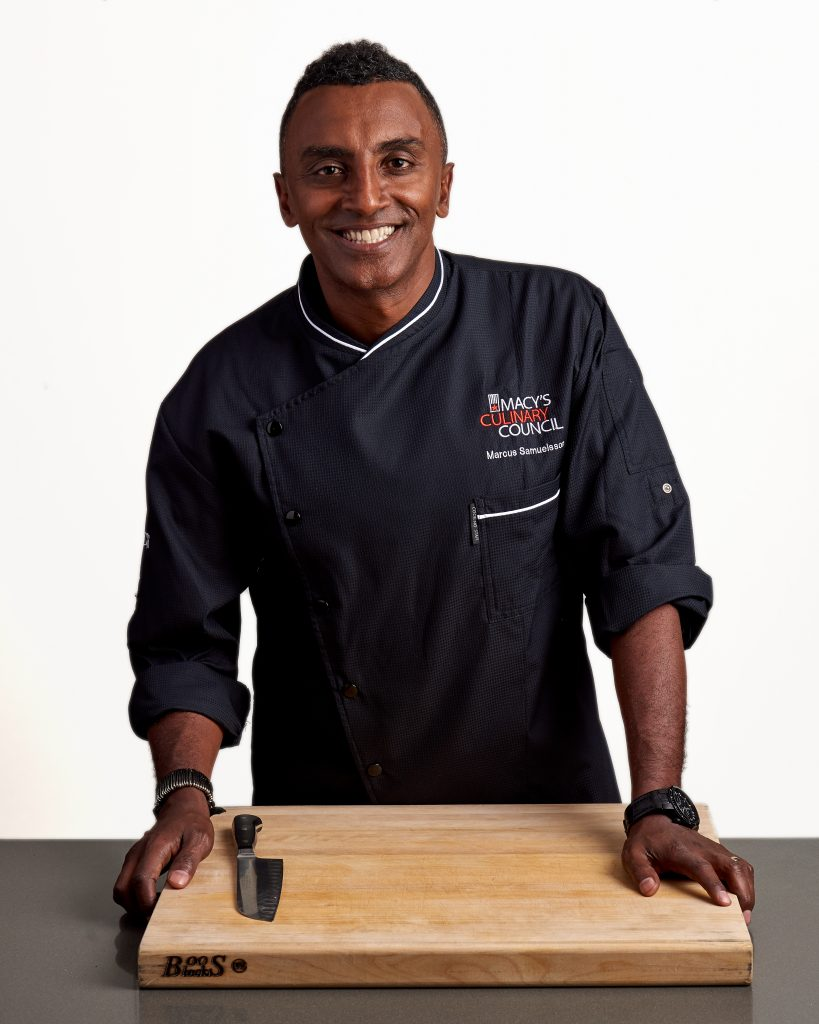 Join Macy's Celebrate Harlem EatUp & Culinary Council Chef Marcus Samuelsson New York! @CulinaryCouncil #MacysChef #ad