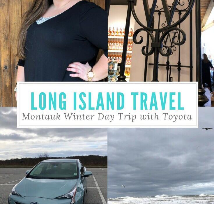 We recently traveled to the End of Long Island, Montauk + the Hamptons. CA and I have lived on Long Island our entire lives and wanted to travel out East for some adventure. We were lucky to be traveling in the Toyota Two Eco Prius! Check out my blog post about what we did and all about the  Toyota Two Eco Prius!