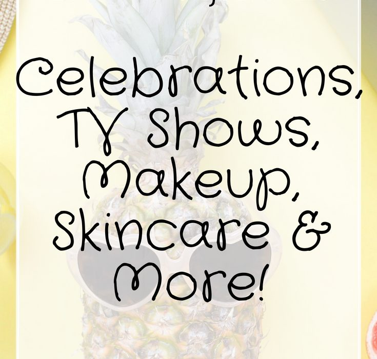 Can you believe it's July already? I know I can't! I'm doing a recap of my June (hint: it was busy!) and fun makeup & skincare purchases! Plus some 4th of July sales!