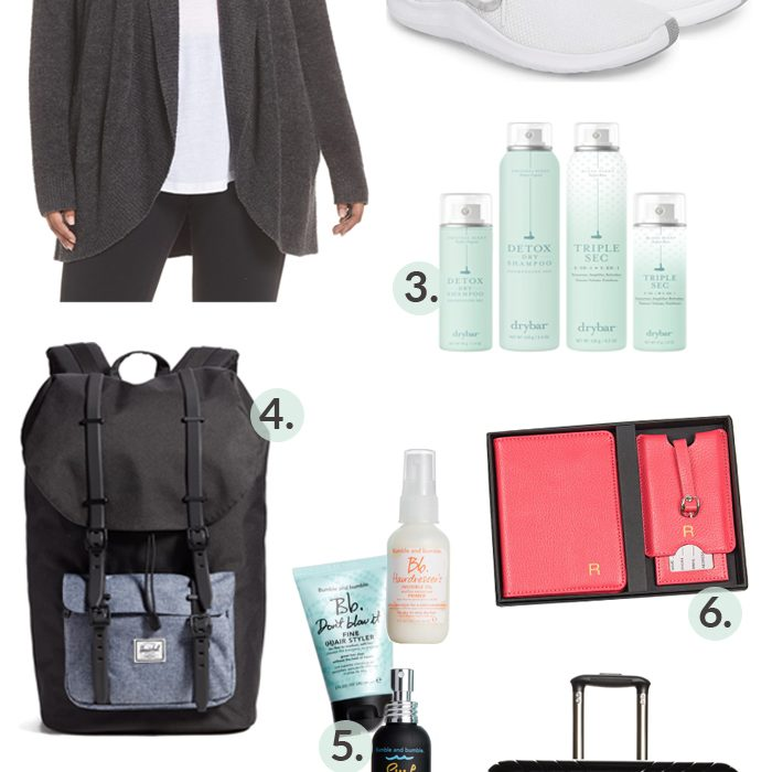 Nordstrom Anniversary Sale// Travel #NSale Favorites