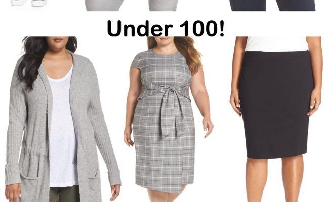 Nordstrom Anniversary Sale// Plus Size Fashion #NSale Favorites