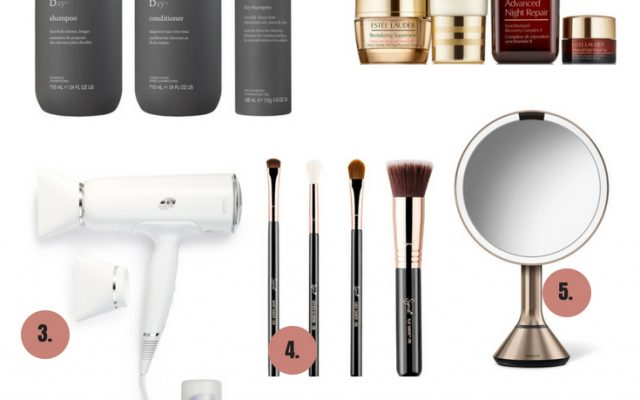 Nordstrom Anniversary Sale// Beauty + Hair #NSale Favorites