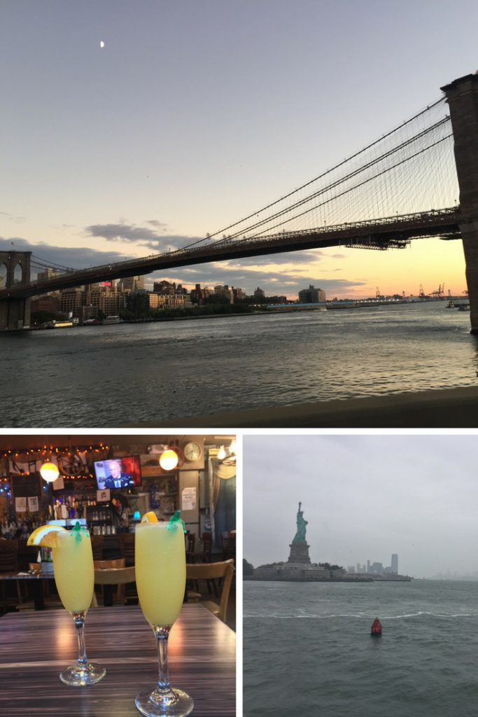 Are you visiting NYC soon? I share my 10 Must See Tourist Spots in NYC! I love going to NYC whether it's to play tourist or revisit favorites! Check it out! #VisitNYC