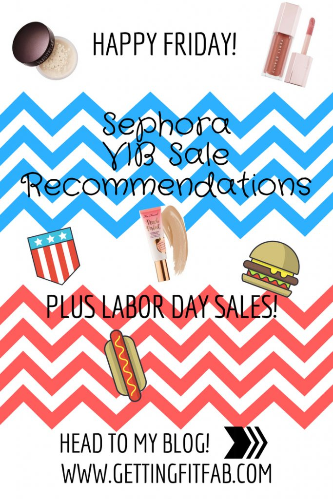Sephora Appreciation Sale!