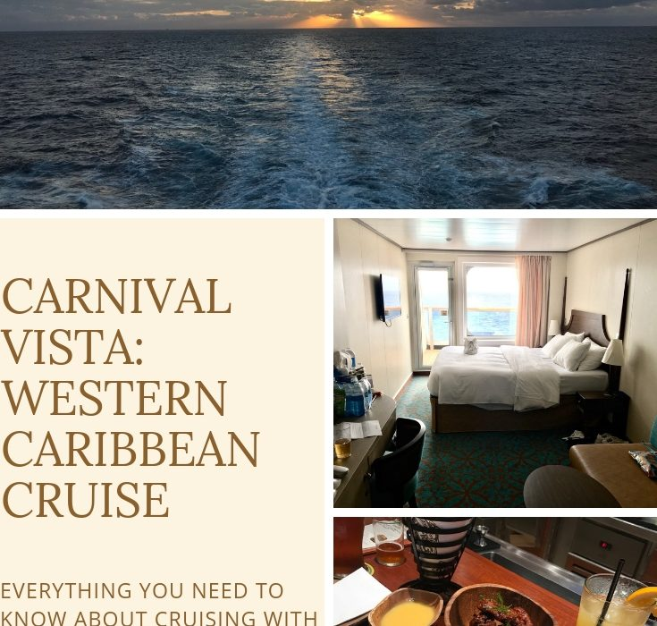 Are you interested in taking a Caribbean cruise but want to learn more about it? CA & I have made a detailed post about our recent 6 day #Carnival #Cruise!