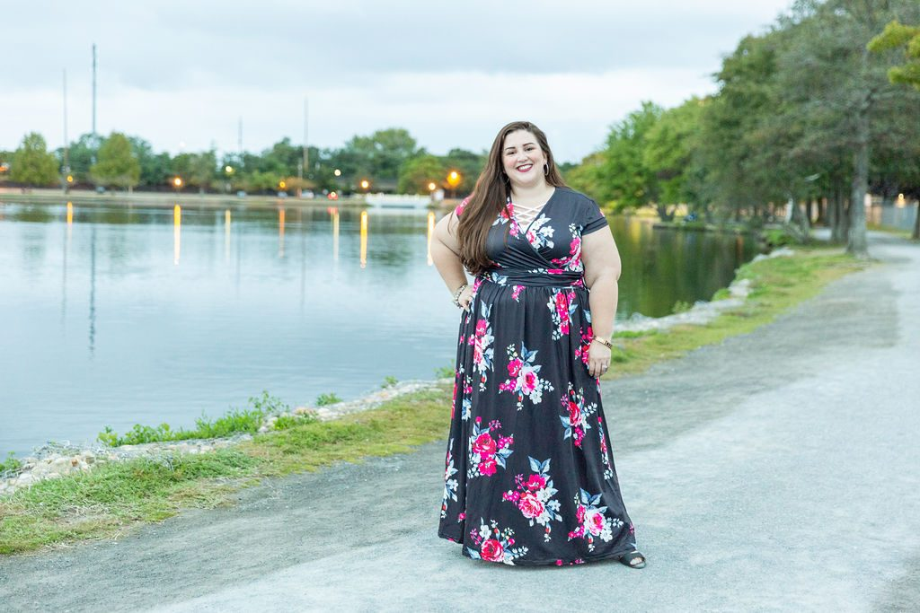 Trend Spin Linkup: Free Day! I'm sharing one of the most fabulous dresses from #Amazon ever! #TrendSpinLinkup