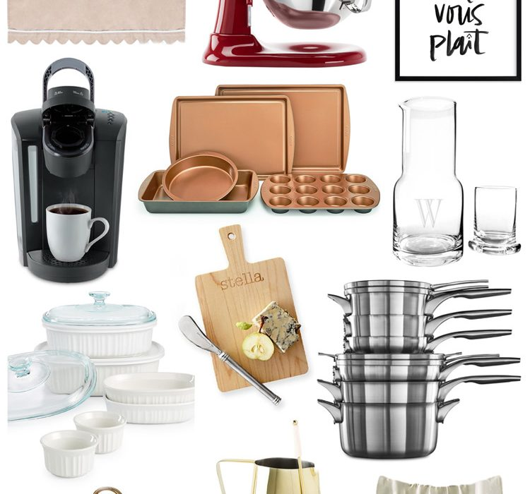 Holiday Gift Guide: Best Gifts for the Foodie! Another great list that has something for everyone on your list! Baker, Cook, or foodie! #GFFHolidayGiftGuide