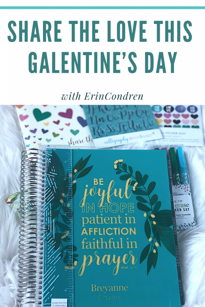 #ad| Do you have a special person in your life that you want to spoil this Galentine's Day? I'm sharing what I bought from ErinCondren for one of my best friends Brey! Check out my post to see what she'll be getting! #ECSquad @ErinCondren #ErinCondren
