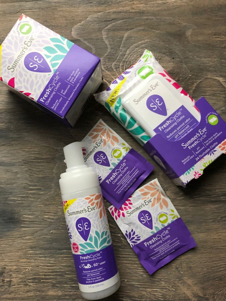 #sponsored That time of the month is never enjoyable, it's worse over the summer time. Right? You can keep fresh and confident with Summer's Eve® FreshCycle™ line, check out the products here > #SEFreshAF