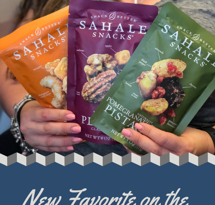 #ad| Are you looking for a new snack to take with you on your next travel adventure or on your commute to work? Look no further than the Sahale Snacks!