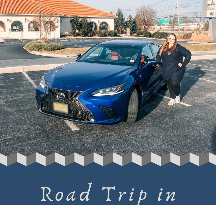 We recently went on a roadtrip to Harrisburg/Hershey PA and loved the vehcile we took! It was the luxurious Lexus ES 350 F SPORT! Read it on my blog today! #LookAtMyLexus #LexusES350