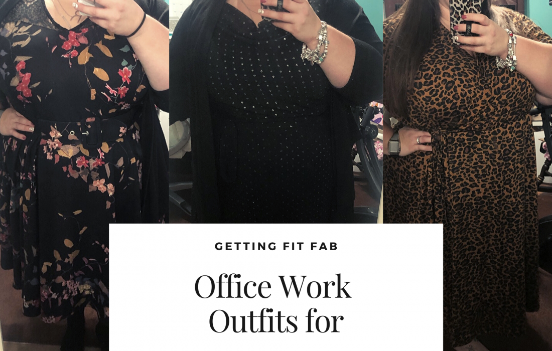 Week two of sharing my office work outfits for last week! Last week the first half was dresses the second half was comfort. #GFFOWO