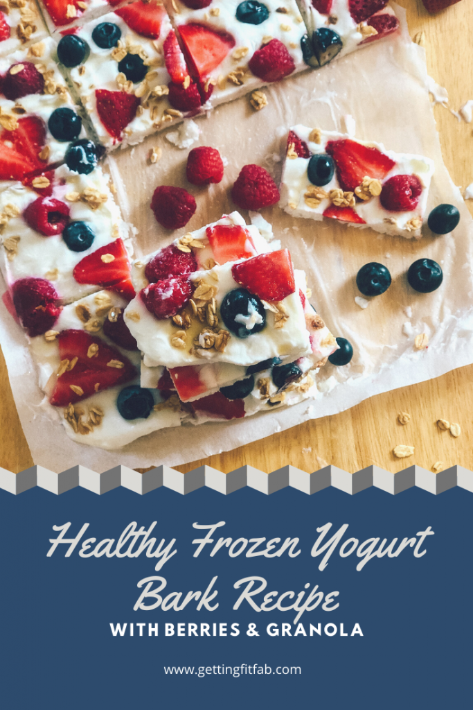 Are you a fan of Parfait? I've got a frozen style parfait that'll become your summer favorite. Fruits, honey and @DannonYogurt Whole Milk Plain yogurt from Walmart. #DannonYogurt #Ad #SpoonTheDelicious #DannonDelights