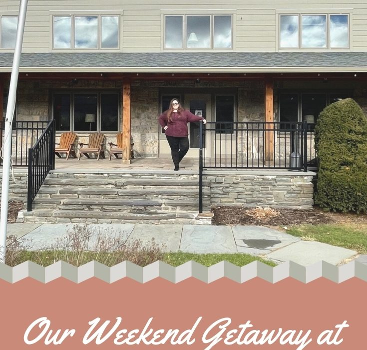 We had a romantic getaway in the Windham Mountains, for our 8 year dating anniversary. Read my blog post about everything we did! #windhammountain
